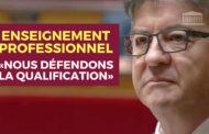 VIDÉO - Enseignement professionnel : «Nous défendons la qualification»