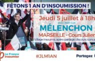 EN DIRECT - Un an d'insoumission - #JLM1AN