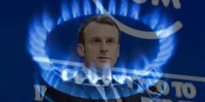 macron gaz