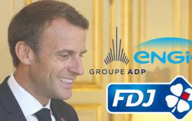 Macron, roi des riches, leur vend les meubles du pays