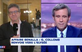 VIDÉO - Affaire Benalla : Collomb ment. Macron doit être auditionné.