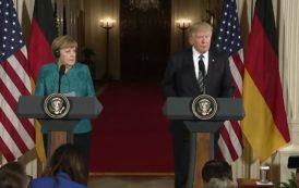 Trump entre en guerre contre l'Allemagne