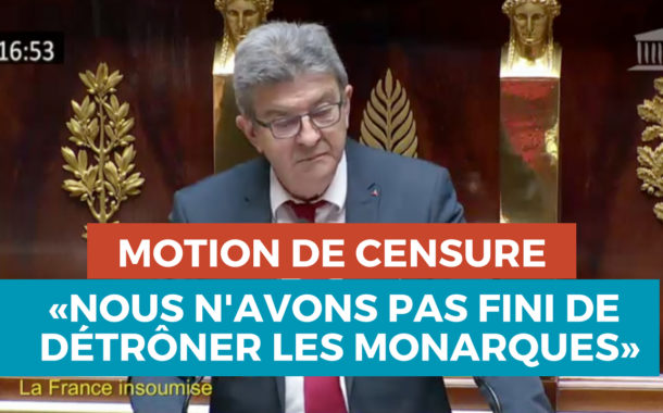 motion de censure