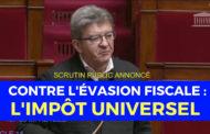 VIDÉO - Contre l'évasion fiscale : débat sur l'impôt universel