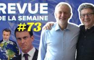 Revue de la semaine #73 : Macron, ONU, Corbyn, Valls, Méditerranée