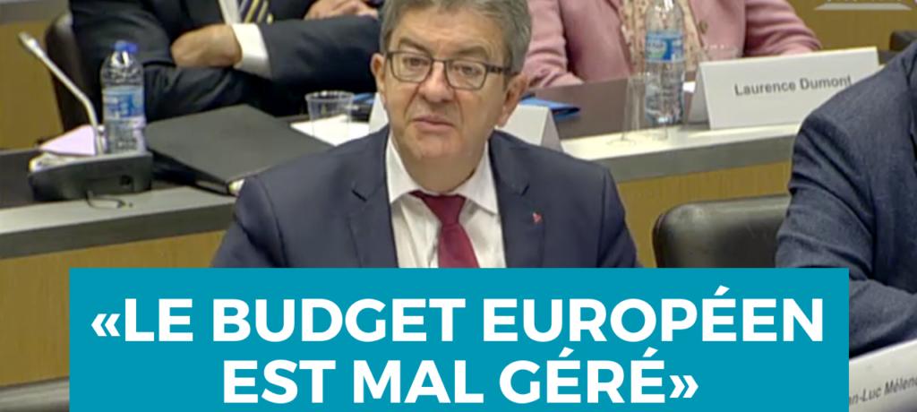 VIDÉO - Le budget européen est mal géré !