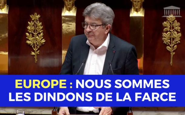 VIDÉO - Europe : nous sommes les dindons de la farce