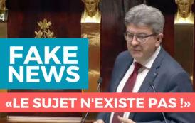 VIDÉO - Fake News : «Le sujet n'existe pas !»