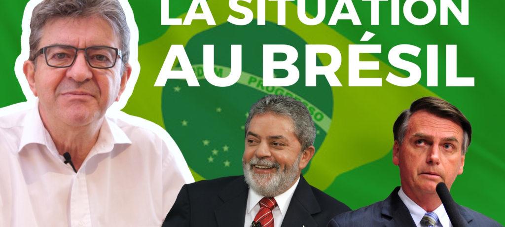 VIDÉO - Bolsonaro, Lula : la situation au Brésil