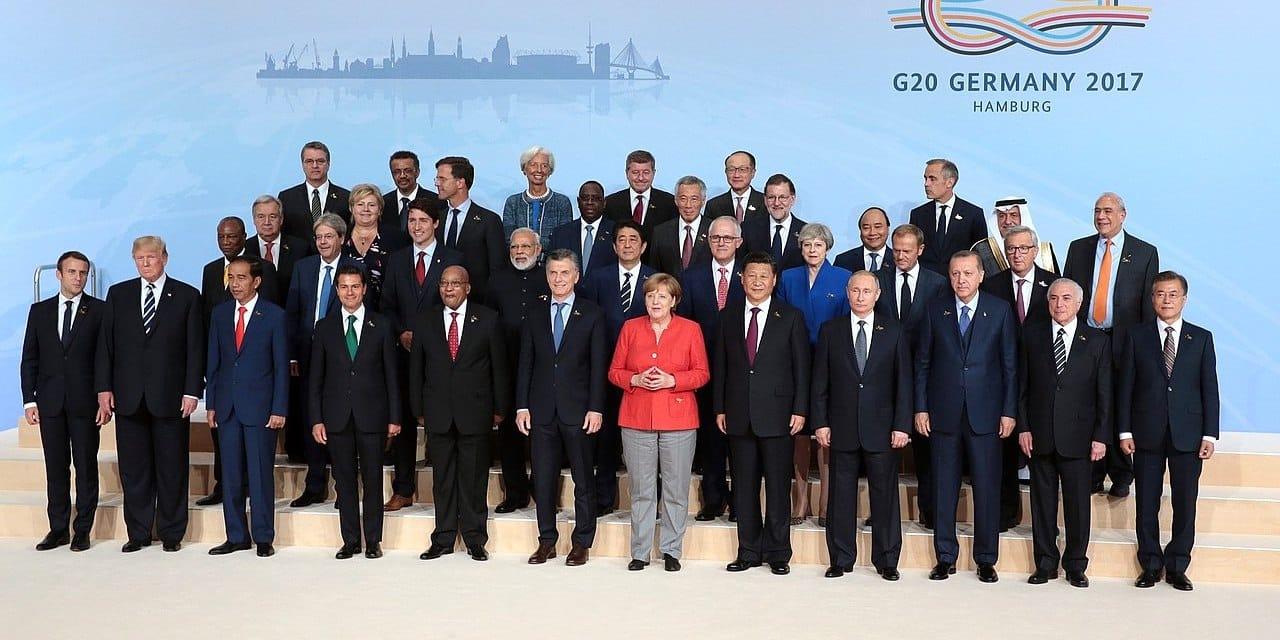 Théâtre noir au G20