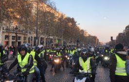 Le mouvement révolutionnaire en jaune