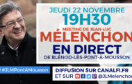 Meeting à Pont-à-Mousson -#JLMPontAMousson