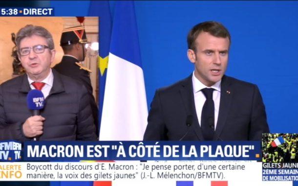 VIDÉO - Gilets jaunes : Macron joue avec le feu