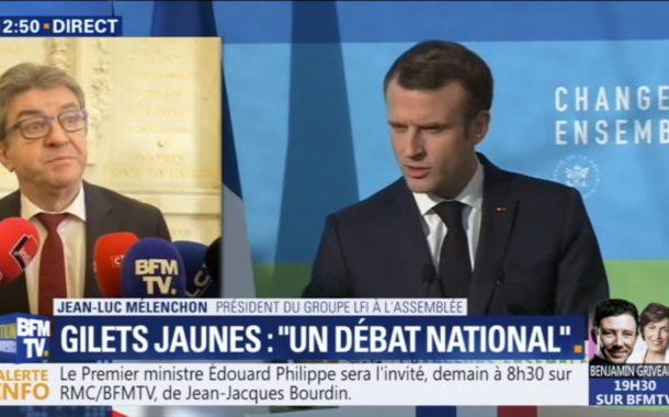 VIDÉO - Gilets jaunes : Macron est en panne sèche