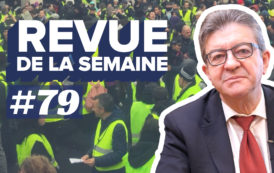 Revue de la semaine #79 - Gilets jaunes, lycéens : la Révolution citoyenne est commencée