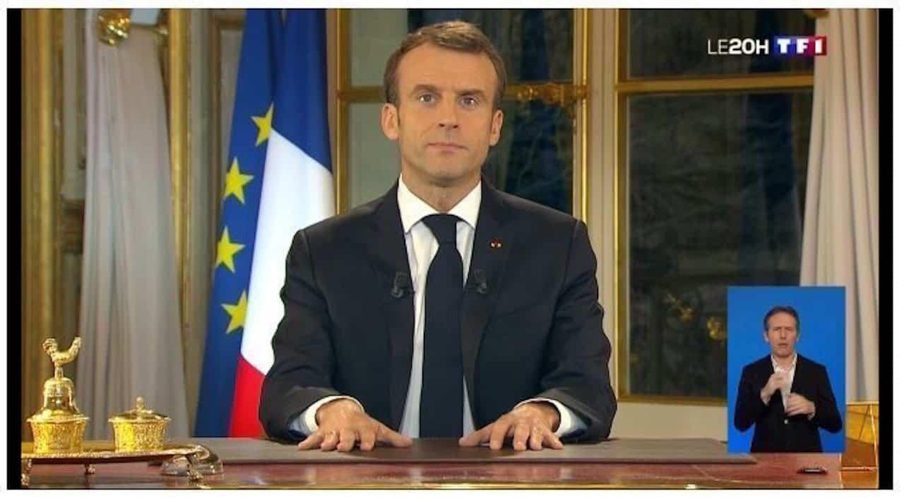 Macron parle, la Révolution citoyenne continue