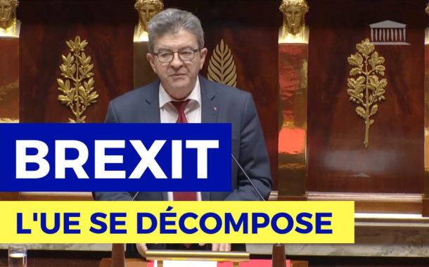VIDÉO - Brexit : l'Union européenne se décompose