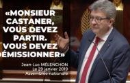 VIDÉO - De la tribune de l'Assemblée : «Castaner, démission !»