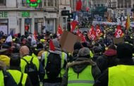 Soutien à l'appel à la grève générale du 5 février