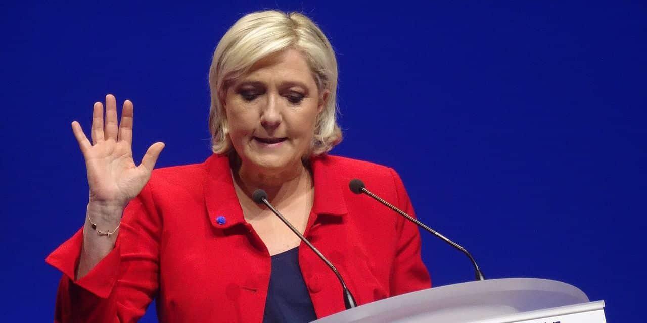 Le Pen de six à cinq