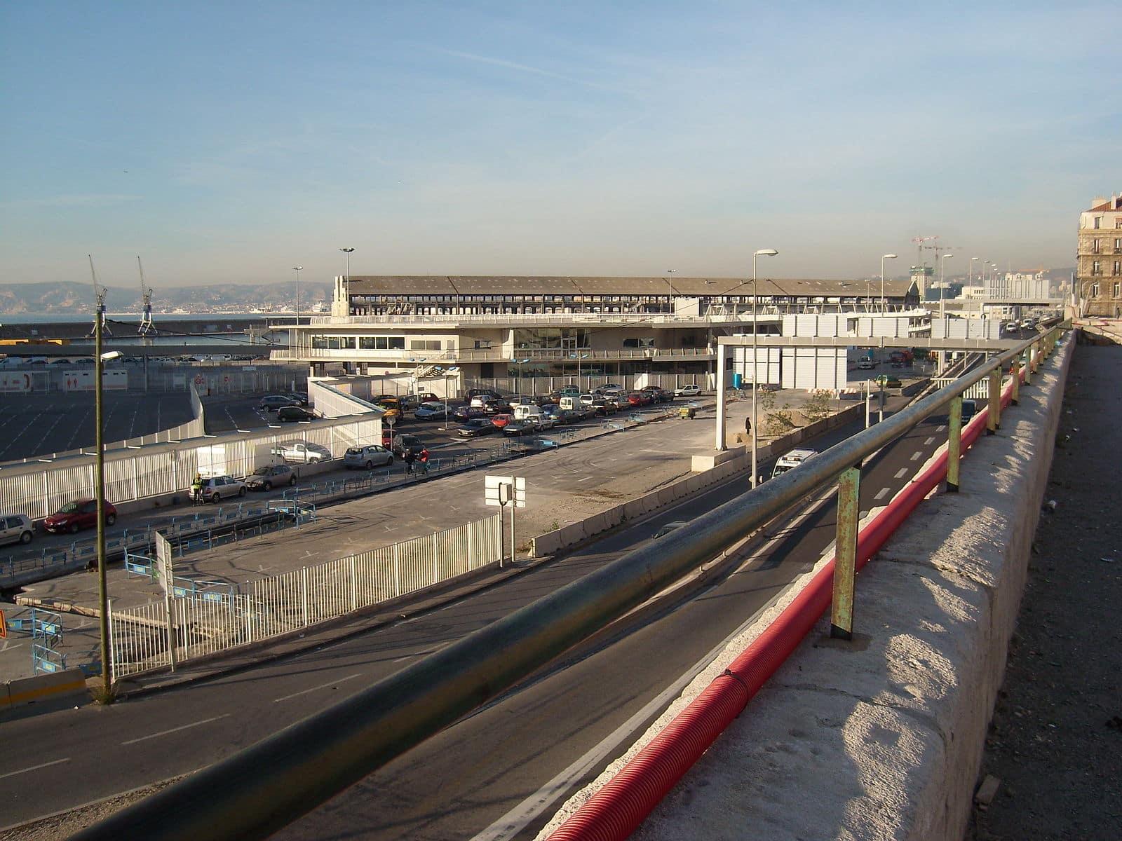 Question écrite : Port de Marseille