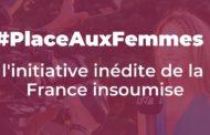 Communiqué de Jean-Luc Mélenchon sur l'initiative «#PlaceAuxFemmes» de la France insoumise