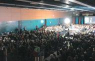 Le 26 mai, pas d'abstention pour le référendum anti-Macron - Meeting Mélenchon-Aubry à Saint-Brieuc