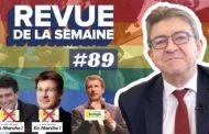 Revue de la semaine #89 : Gilets jaunes, assurances, LREM, EELV, Geneviève Legay, écologie