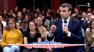 macron grand debat