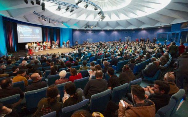 VIDÉO - Climat : le nouveau défi de l'humanité - Meeting à Caen de J.-L. Mélenchon et M. Aubry