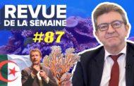Revue de la semaine #87 : Algérie, EELV, canicules océaniques, Castaner
