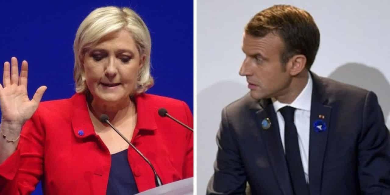 Les castors dînent avec Le Pen