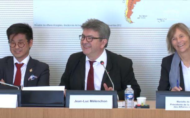 VIDÉO - Présentation du rapport «Mers et océans : quelle stratégie pour la France ?»