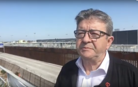 VIDÉO - Devant le mur de Trump : le visage de la fin de l'Empire