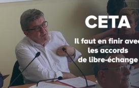 VIDÉO - CETA : nous voulons en finir avec le libre-échange