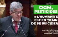 VIDÉO - OGM, pesticides : l'humanité est en train de se suicider