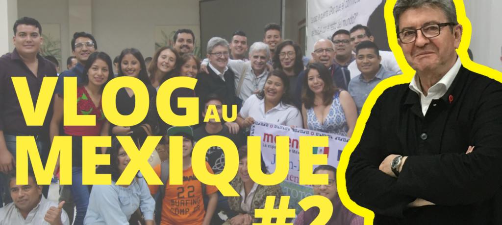 VIDÉO - Vlog Mexique #2 : Formation politique de Morena, ethnocide des populations précolombiennes (Xalapa)