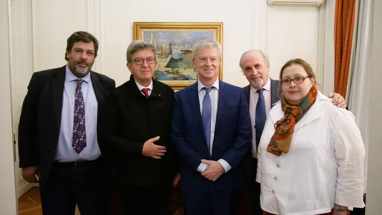 Rencontre avec Iniciativa Justicia : pour une coordination internationale contre le Lawfare