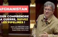 VIDÉO - Afghanistan : pour comprendre la guerre, suivez les pipelines !