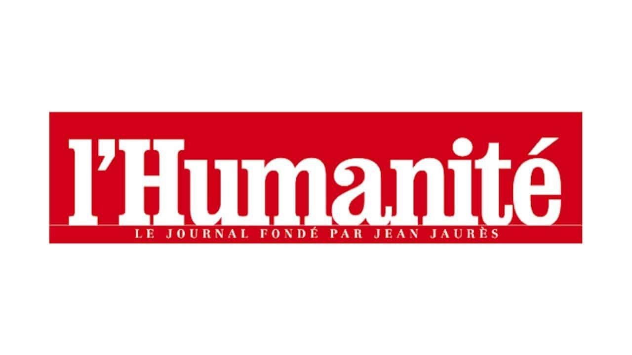 Dialogue dans «L'Humanité»