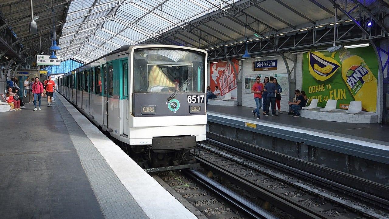 Macron sait-il ce qu'est un métro ?