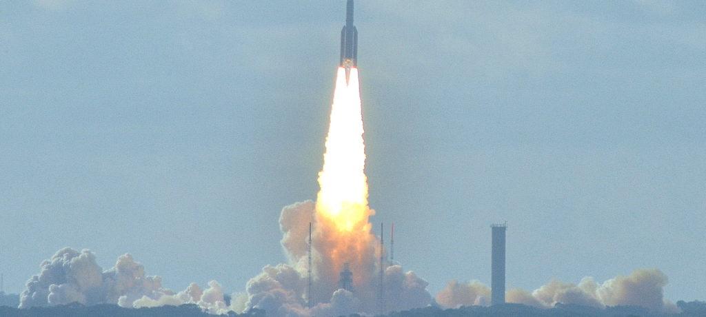 À la conquête de l'espace