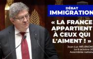 VIDÉO - Débat immigration : «La France appartient à ceux qui l'aiment»
