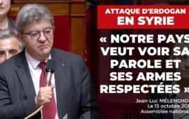 VIDÉO - Attaque d'Erdogan en Syrie : «Notre pays veut voir sa parole et ses armes respectées»