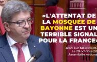 VIDÉO - «L'attentat contre la mosquée de Bayonne est un terrible signal pour la France»