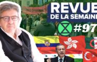 VIDÉO - Revue de la semaine #97 : Équateur, Extinction Rebellion, guerre en Syrie : Erdogan attaque les Kurdes
