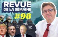 Revue de la semaine #98 : Voile, laïcité, pompiers, police, Ibrahima, Syrie, Turquie, Russie, OTAN