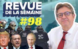 VIDÉO - Revue de la semaine #98 : Voile, laïcité, pompiers, police, Ibrahima, Syrie, Turquie, Russie, OTAN