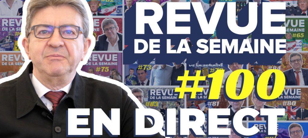 Revue de la semaine #100 : Mali, retraites, 5 décembre, Sanders, Algérie, YouTube, médias, Assange, Amérique latine