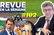 Revue de la semaine #102 : Cellule Demeter, souffrance animale, COP 25, pesticides dans l'air, retraites